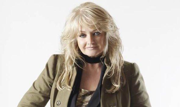 Happy 69th birthday to Bonnie Tyler still rockin\ the best hair in the business