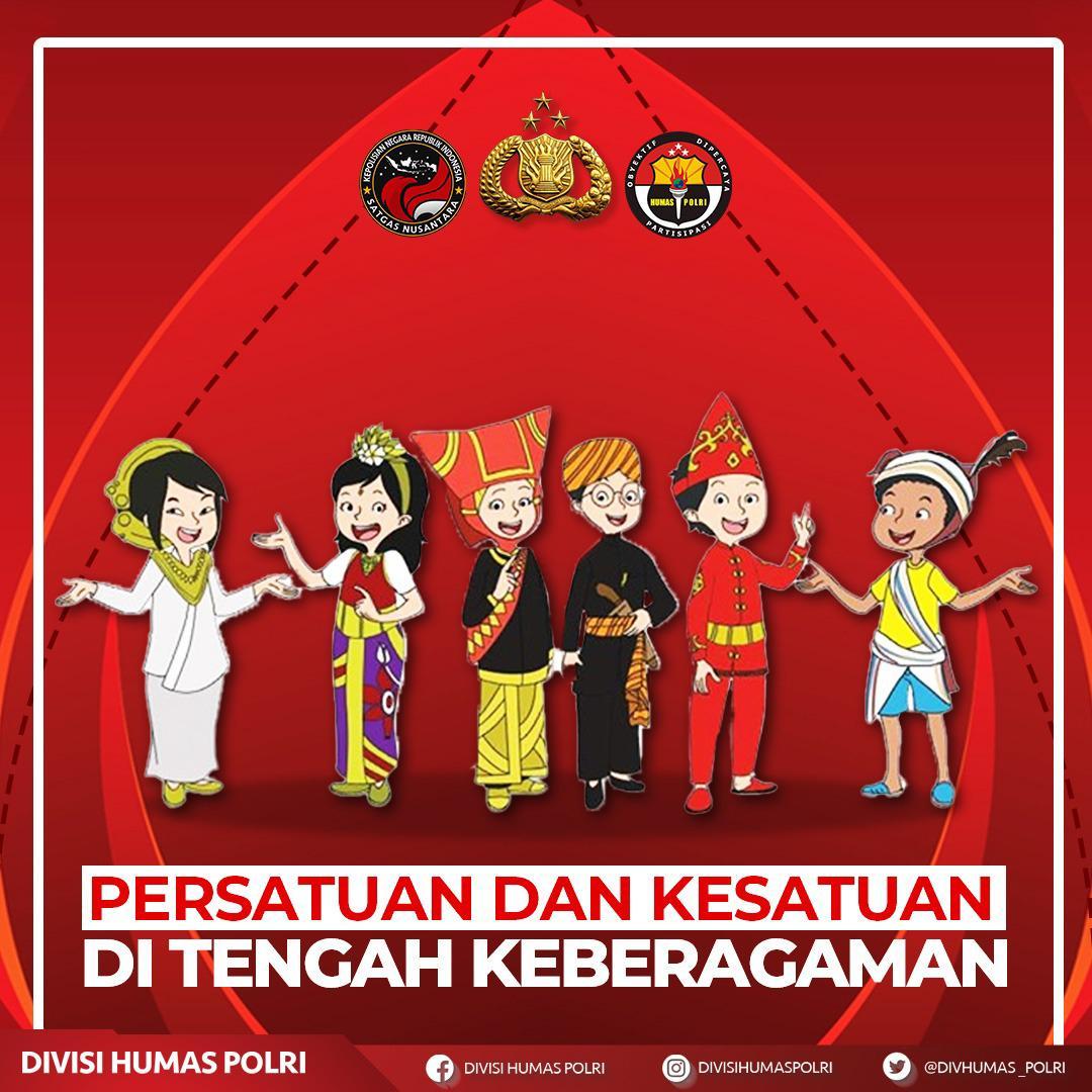 42++ Gambar poster mencintai keberagaman sosial budaya indonesia sebagai kekayaan bangsa info