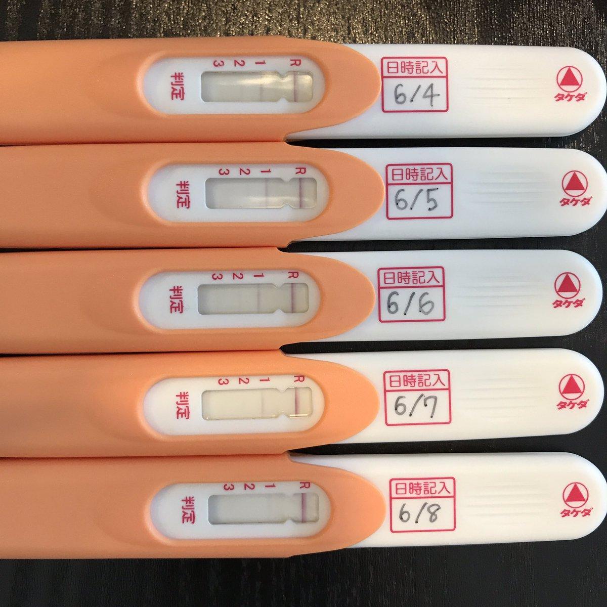 ワンステップ 薄い 排卵検査薬