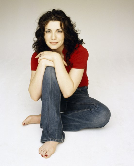 Happy 54th Birthday to  JULIANNA MARGULIES