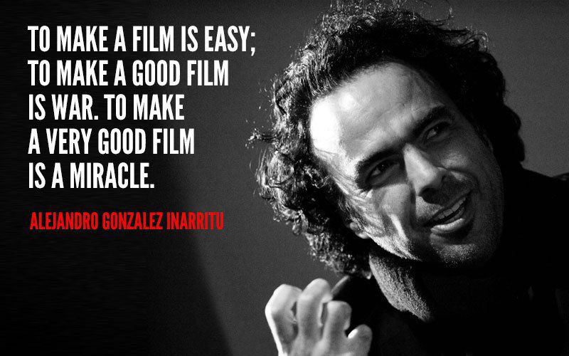 To make a film is easy, to make a good film is http://war.To make a very good film is a miracle.   . . #filmdirectors #films #bollywood #hollywood #quotes #famousquotespic.twitter.com/mIq6ARN4kq