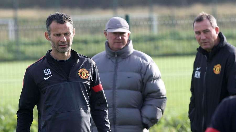 Ryan Giggs: Sir Alex Ferguson had everything  https://t.co/KissBCOhaE . #RyanGiggs #giggsy #ManchesterUnited #MUFC #GGMU #SirAlexFerguson #manutd https://t.co/dP3RFejsTV