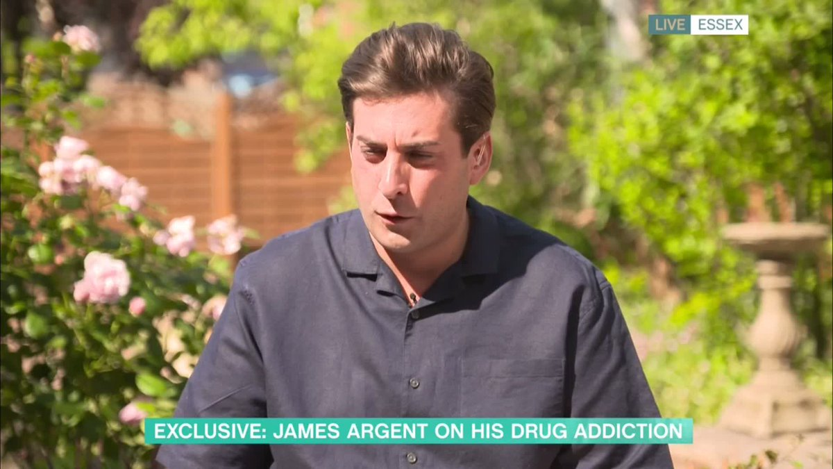 It wasnt until Boxing Day, I rung up Mark, and I said, Mark, I cant do this anymore @RealJamesArgent says hes forever grateful for his friends @MarkWright_ and @elliottwright_... Watch #ThisMorning here 👉 bit.ly/3f50AZ4