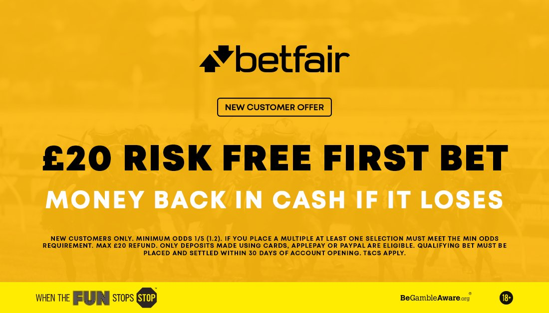 You can back our Shots on Target Boost with a £20 RISK FREE BET! ☑️ Stake £20 & if the bet loses, have it returned AS CASH with Betfair HERE: changer.bet/BFRiskFree20 New customer offer T&Cs apply 18+ begambleaware