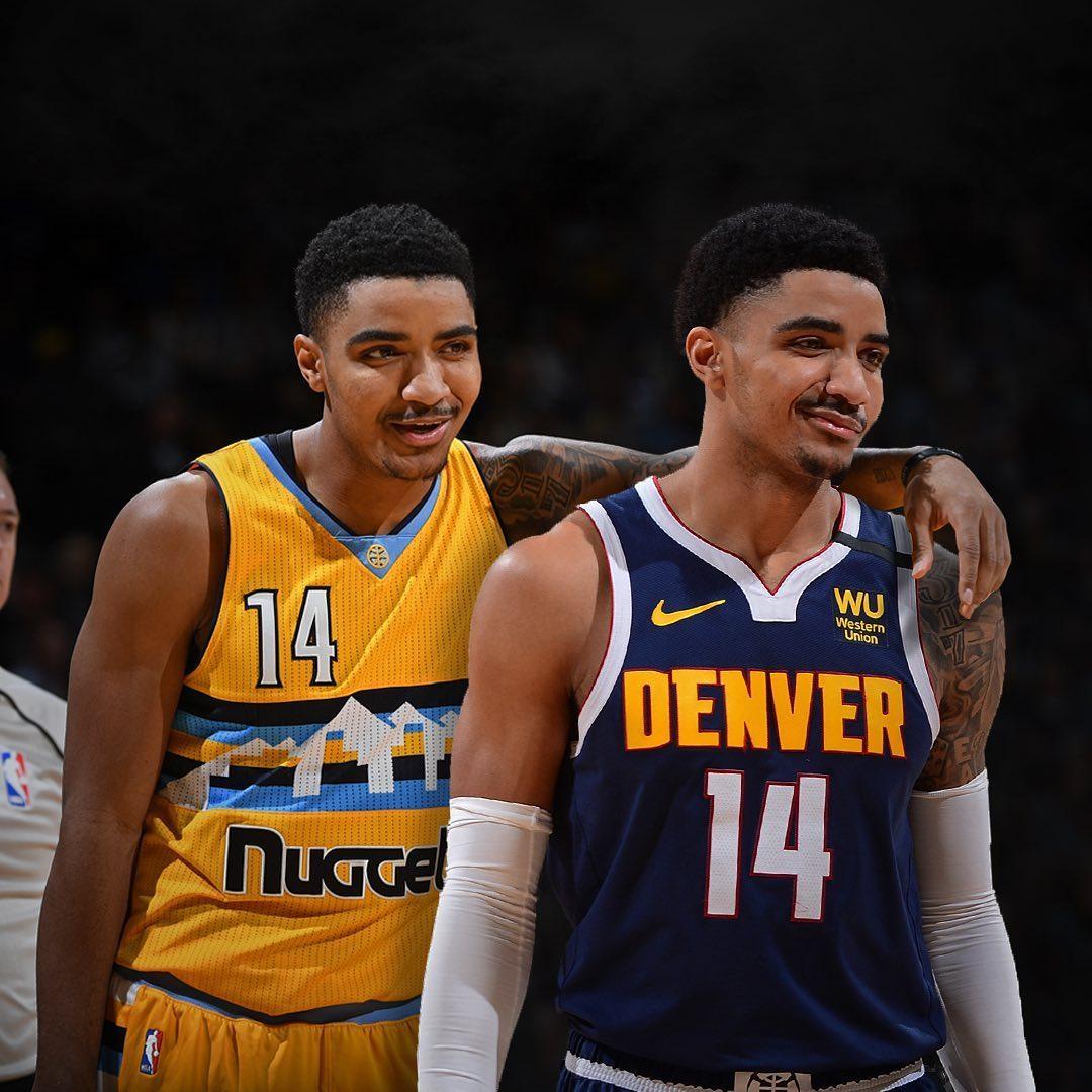 Denver Nuggets: Real G talk.  #GaryHarrisDay #MileHighBasketball...    https://t.co/yC8bBxu0Lp   . https://t.co/NX36LDcSsQ