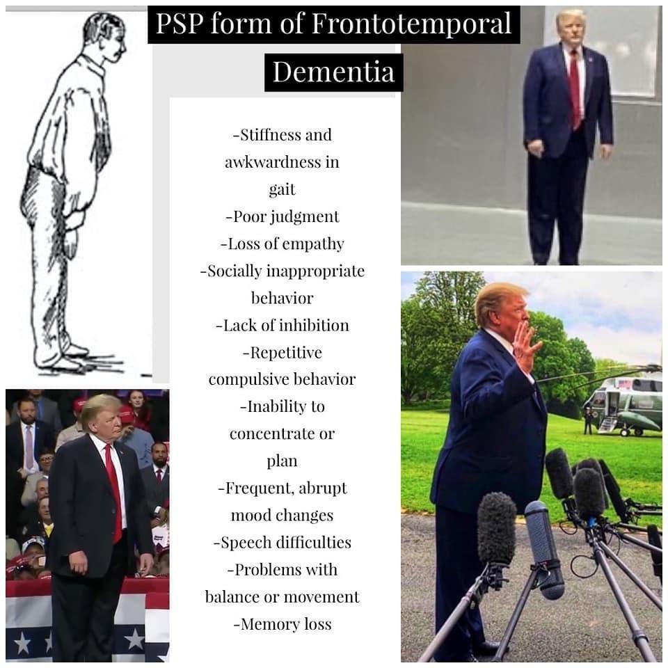 @realDonaldTrump Unfit for office. #potus #MakeAmericaGreatAgain pic.twitter.com/LT5eHLLzdP