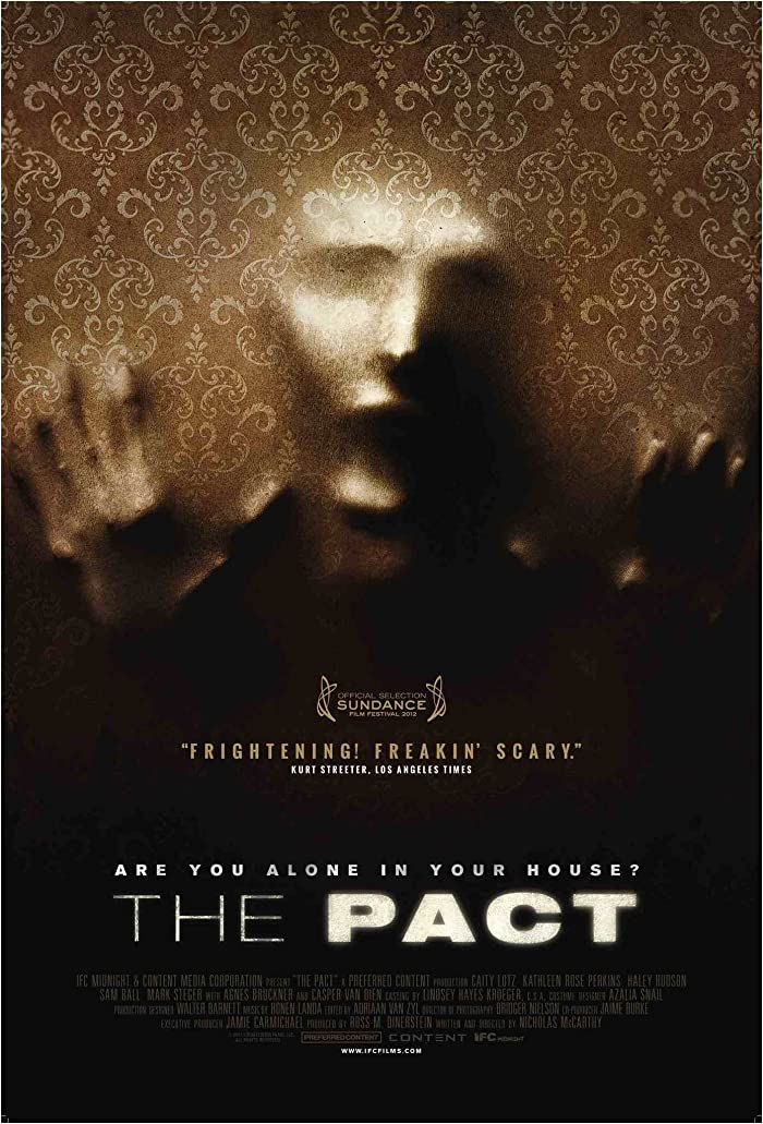 The Pact - Today on Horror Channel at 10:45 pm #shitflick #film #movie rating 5.8 pic.twitter.com/02a4DPQJ5p