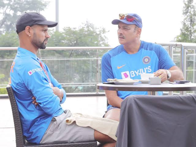 Happy birthday @RaviShastriOfc bhai! Here's to a bright, healthy and exciting year. 🤗