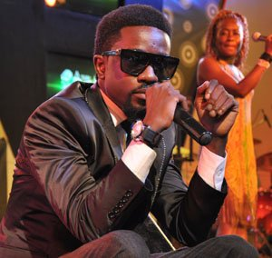 Throwback photo of Sarkodie in the prime of his music career
