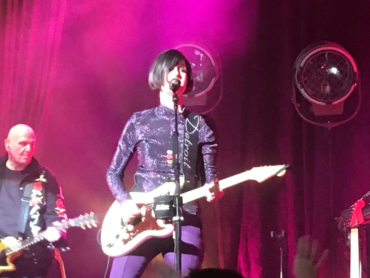 The brilliant Shakespears Sister in concert at The Forum, Bath, in 2019. #ShakespearsSister #music #concerts #SiobhanFahey #MarcellaDetroitpic.twitter.com/x1yBZ1fanT
