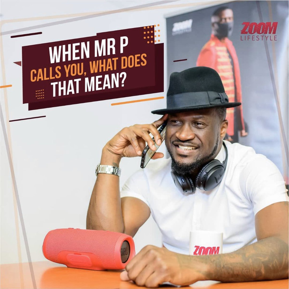 """And i am definitely making those calls 📞 in 3days time! Have you gotten your tickets? Go get it now at: zoomlifestyle.com """"My Name is PETER😲 """"My name is PETER OKOYE 😳 """"I am the CEO of Zoom Life Style 🤗🕺🏽💃🏼🕺🏽 💸 ........... Bank Alert GBAGAM!!!"""