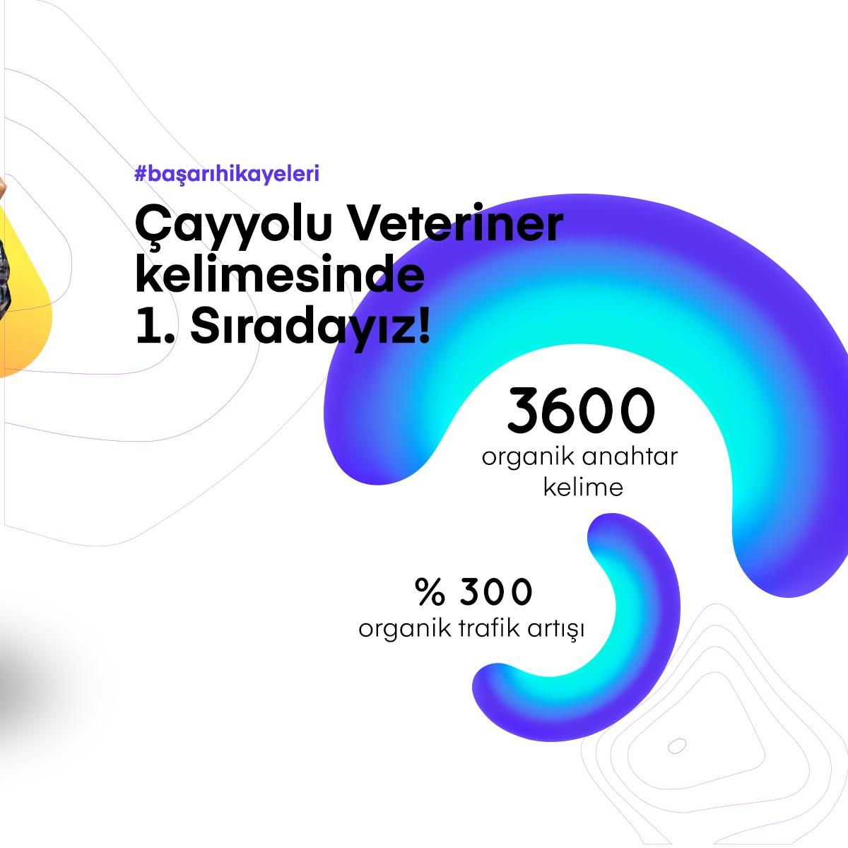 Yolculuğumuzun ilk adımı, yeni web sitesi alt yapı ve tasarım geliştirmeleri oldu. SEO çalışmaları ile desteklenen Vetrium, 1 buçuk yıllık yolculuğumuz sonucunda 3.600 anahtar kelimeden organik trafik alan bir marka konumuna yükseldi. . #vetrium #flatartagency #DigitalMarketing https://t.co/Fq2MpMdWby