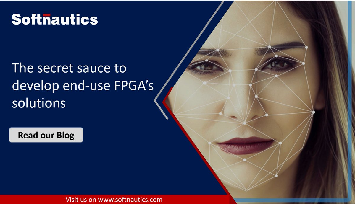 Blog | The secret sauce to develop end-use FPGA's solution. For more information: https://bit.ly/3eokU6H   #FPGA #ASIC #MLsolutions #machinelearning pic.twitter.com/Y0WQGvrtOn