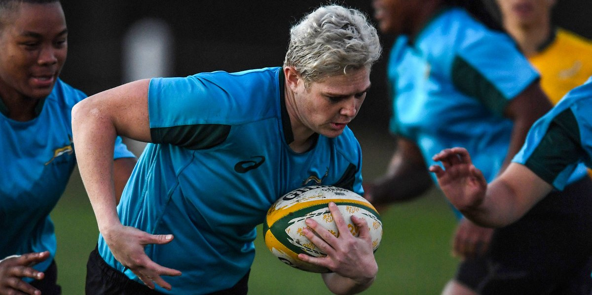 🦠 COVID-19 Diaries Part 39: Bernice Strydom 🏉 A pastor who was told she might not walk again ✅ Now shes aiming for a RWC spot 🔗 bit.ly/3elAOOV @WomenBoks #StrongerTogether