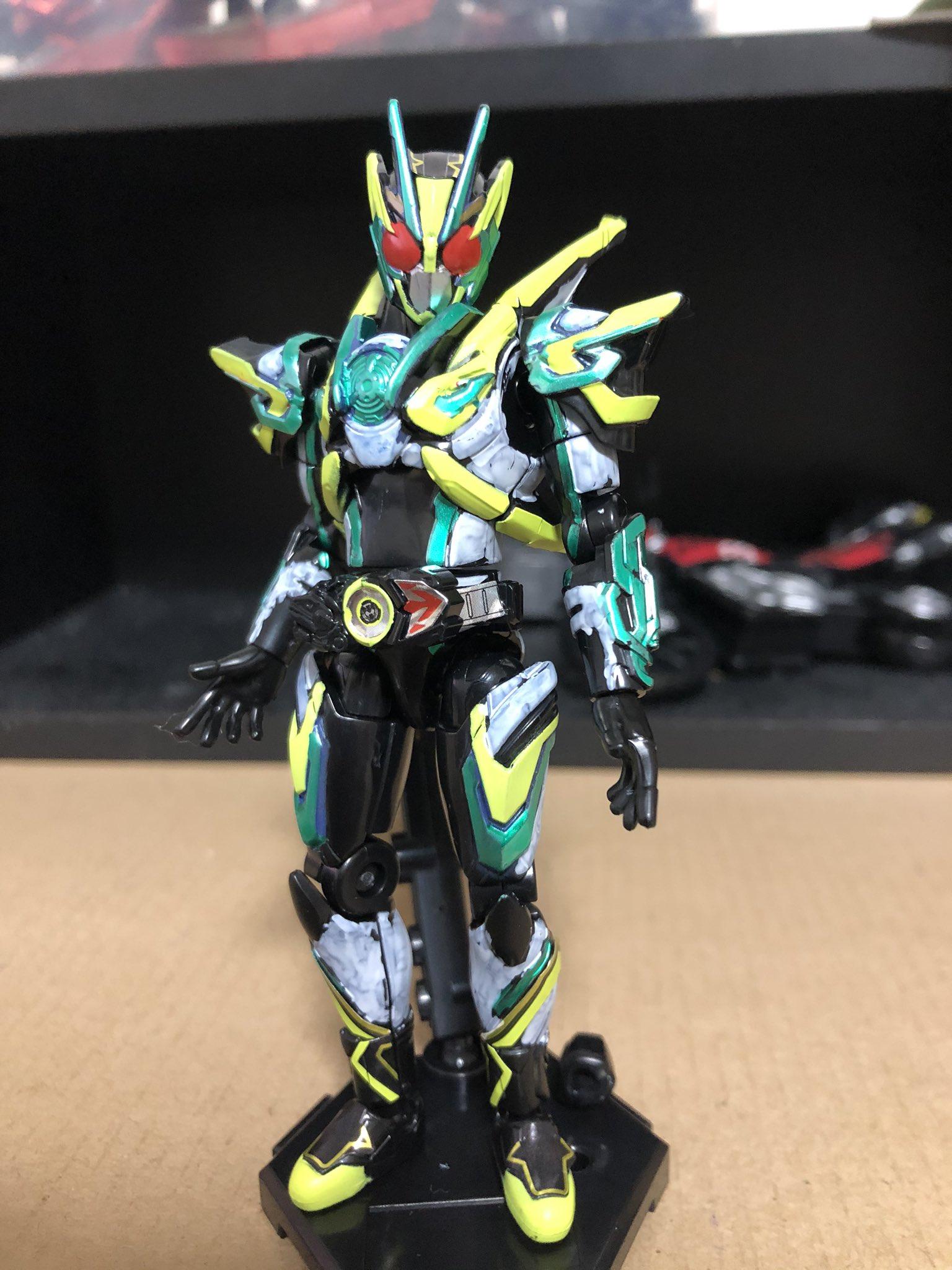 フォーム ゼロワン 最終 仮面 ライダー