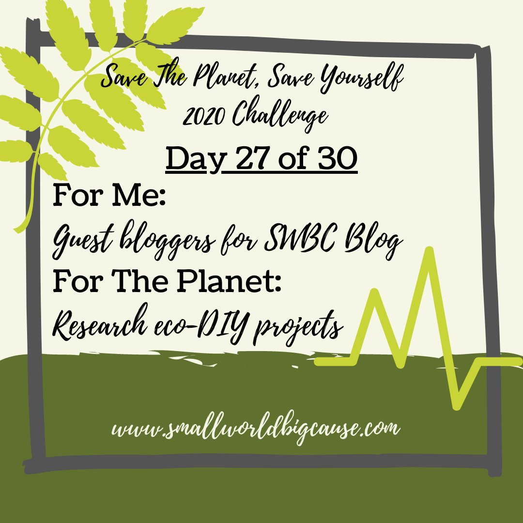 Here are my #challenges for the Save The Planet, Save Yourself Challenge - cheers to the start of a more #fulfilling and #sustainable life for us all #STPSY2020  #EcoBlogger #LifestyleBlogger #30DayChallengepic.twitter.com/OwfC6XAimy