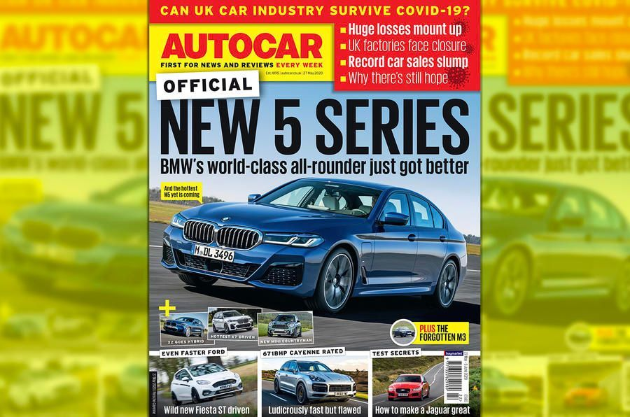 A wave of new BMWs, Porsche GT2 RS memories, how to buy an M3 and why there are more hot Land Rovers on the way... All that and loads more, only in this weeks Autocar magazine buff.ly/3ei1LDl