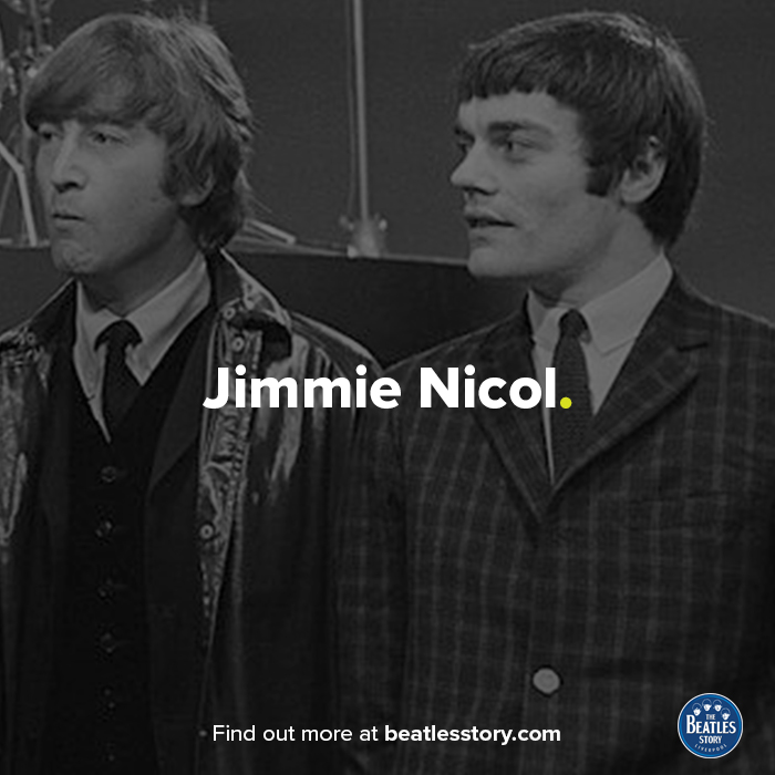 Ringo Starr became ill ahead of @thebeatles world tour #OnThisDay in 1964 and Jimmie Nicol stepped in as his replacement. 🤒 He had to swiftly adjust to life in the whirlwind of Beatlemania for the next five dates of the tour. 🥁 #WednesdayThoughts