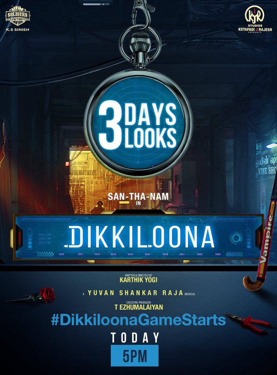 3 days 3 looks!! #dikkiloona<br>http://pic.twitter.com/iteZfVkaOx