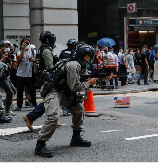 Is China still a safe place to do business?   https://www.reuters.com/article/us-hongkong-protests-police/hong-kong-police-fire-pepper-pellets-as-protests-flare-in-financial-heart-idUSKBN2330LU…   #finance #money #business #investing #investment #entrepreneur #financialfreedom #success #stocks #wealth #trading #realestate #stockmarket #invest #motivation #forex #bitcoin #investor #accountingpic.twitter.com/8dZwmKeSPw