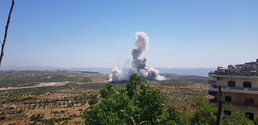 Syrian War: News #22 - Page 9 EZAlkKUWoAAaphO?format=jpg&name=large
