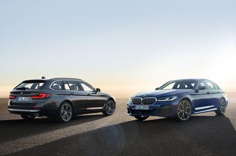 Updated @BMW 5 Series touches down with styling tweaks and a new 523bhp M Performance variant buff.ly/2X0XC0A