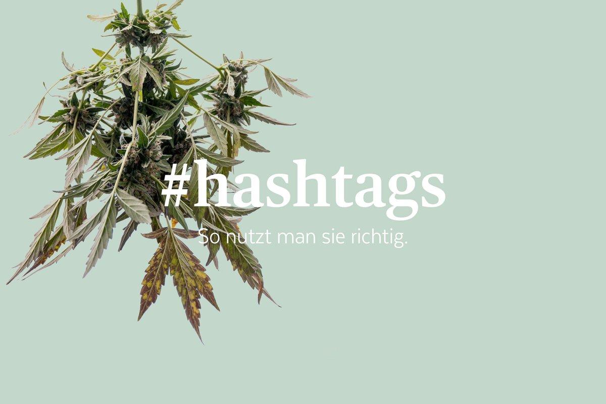 Für alle, die bisher noch dachten, dass Hashtag was mit Kräuter-Rauchen zu tun hat. Wir klären euch auf! .  . #werbeagentur #socialmedia #socialmediamarketing  #designblog #agenturberlin #werbeagenturberlin #marketingblog
