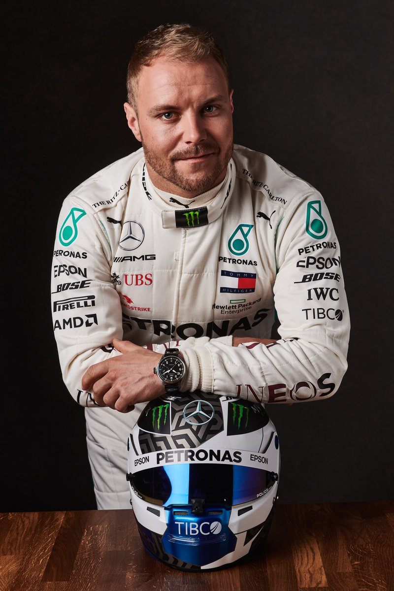 He woke up like this. 📸👌 @ValtteriBottas https://t.co/ooIUMosmsz