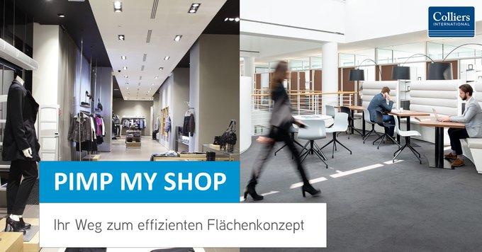 """Mit unserem """"Pimp My Shop""""-Programm bieten wir Eigentümern und Mietern von Einzelhandelsimmobilien die Möglichkeit, Flächen neu zu gestalten und die Wirtschaftlichkeit pro Quadratmeter zu steigern. #Einzelhandel #Immobilien<br></noscript>Mehr hier: t.co/Ze0Fj20bBU"""