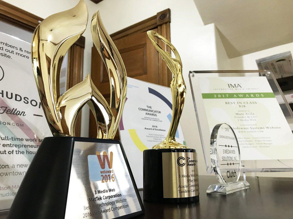 Find out how we went from a #sidehustle to an #awardwinning agency! @3mediaweb @smhackapp @RedJavelin @ncmchamber http://bit.ly/2Z3WKKopic.twitter.com/nmMxyyoWy5