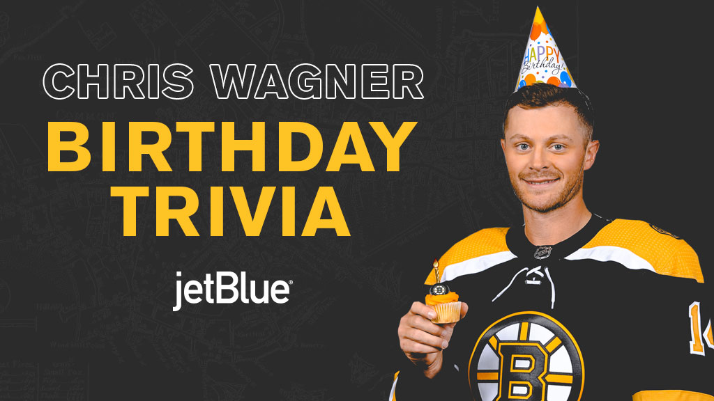 Yes, hes The Mayor. But what else do you know about @chriswags23? @JetBlue Birthday Trivia ➡️ bbru.in/2XyUvw6