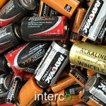 Image for the Tweet beginning: Interco specializes in recycling #AlkalineBatteries