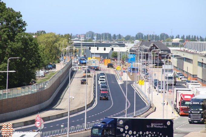 Nieuwe vierbaansweg N213 half juli klaar https://t.co/fUWKHzaYHk https://t.co/7Abrh6yp7l