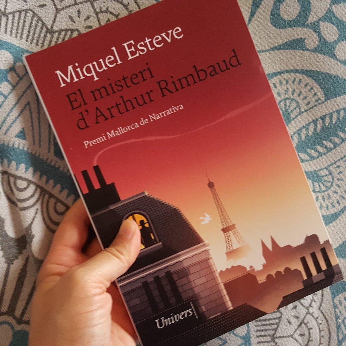 Image for the Tweet beginning: El misteri d'Arthur Rimbaud, de