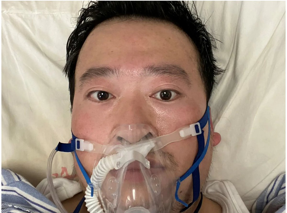 Breaking: #Whistleblower doctor #LiWenliang had  been tortured and beaten up badly while in police custody  A military doctor says he had met Dr. Li Wenliang in #Wuhan; and Dr. Li told him that he had been tortured very badly when he was taken to the police station. Li said...<br>http://pic.twitter.com/lE4FHNV4wM
