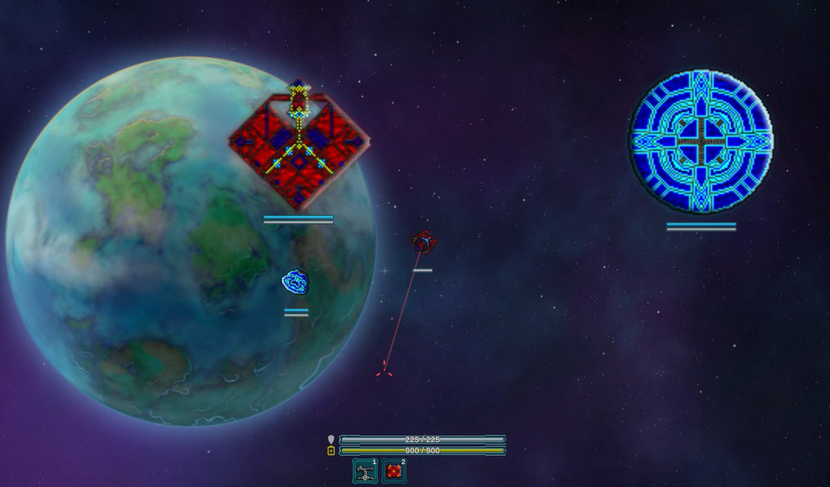 #DYK? Citizens of Laniakea is a 2D Multiplayer Space Game Under Construction.   #indiegames #pixelart #Gamers #indiegame #indiewatch #indie #retrogames #retrodev #gaming #gamedev #indiedev #gameart #Space #Game #GamersUnite