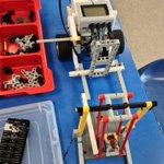 EZB4brRXkAEYF11 - Raising Robots - LEGO Mindstorms EV3 & WeDo