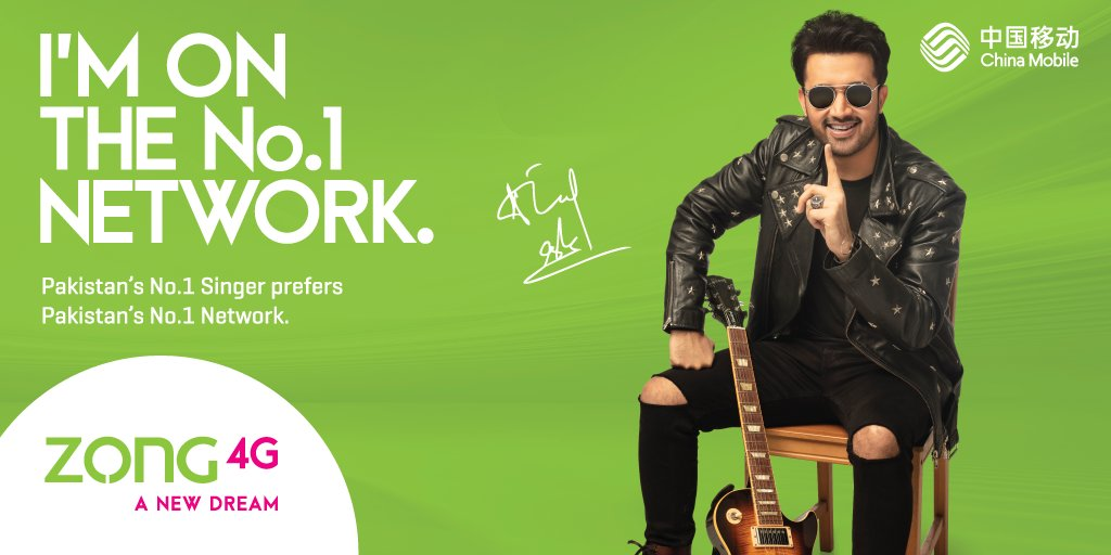 No.1's choose the best. Our No.1 star Atif Aslam chooses #PakistansNo1Network. #HumHeinOne https://t.co/Rznbglt2C3