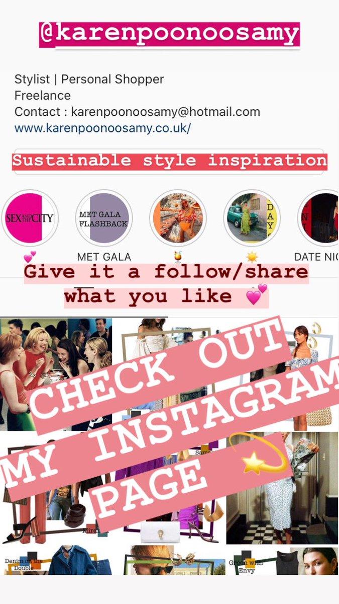NEW POSTS  • Sustainable - Style - Inspiration  • #fashion #womenswear #ootd #inspiration #polyvore #sustainable #style #streetwear #polyvoreoutfits #sustainablejewellery #trend #sustainablestyle #streetstyle #polyvorestyle #outfit #sustainablefashion #instagrampic.twitter.com/VQgmQqeE0A