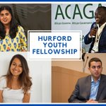 Image for the Tweet beginning: The Hurford Youth Fellowship allows