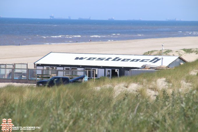 ADV; Westbeach start crowdfunding voor 10e strandpaviljoen https://t.co/AYa27sJNm0 https://t.co/sQ2TPSxoxr