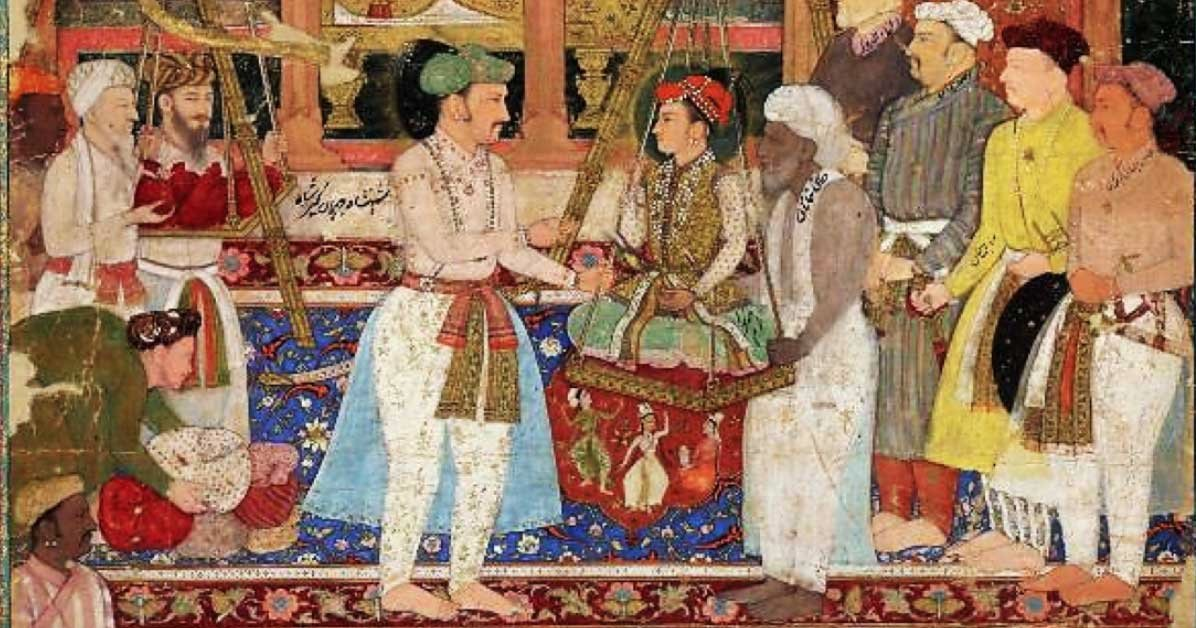 A BRIEF HISTORY OF FASHION IN THE MUGHAL EMPIRE <br>http://pic.twitter.com/mujBFwXSx2