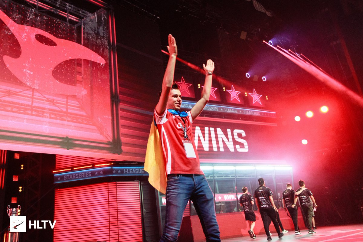 📷 StarSeries i-League Season 5 🇺🇦 Kiev, Ukraine 📅 May 29th - June 3rd, 2018 https://t.co/yXz7Tq8jcm