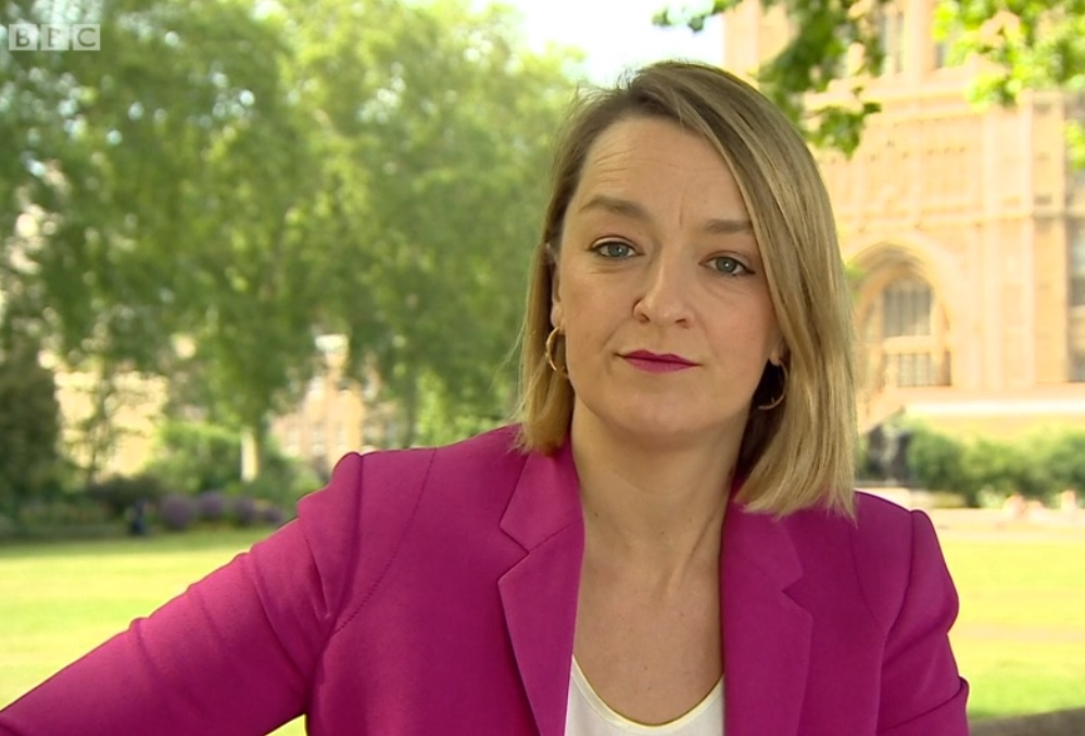 BBC backs Laura Kuenssberg after complaints over tweet 'defending' Dominic Cummings https://t.co/jRPfhhHN5F https://t.co/qH8tapPWK7