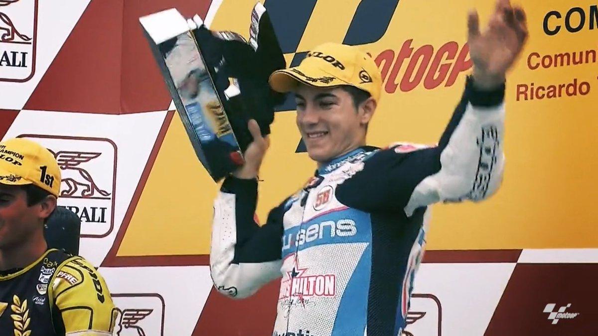 Desde Ángel Nieto hasta @nicoterol 🏆 15 títulos y 172 victorias 🏁 Historia de 125cc ✊
