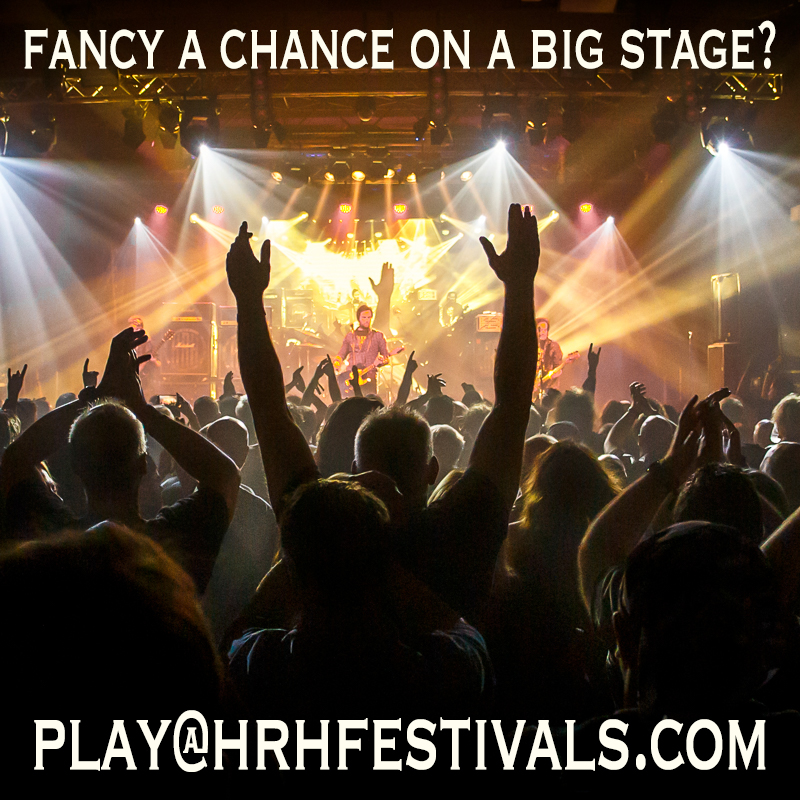 Band Opportunities! Contact our booking team with your band name & genre, email address, phone number, Facebook/Reverbnation/Website links and latest video for an opportunity to play a HRH Festival - play@hrhfestivals.com #livemusic #rock #metalpic.twitter.com/taOSM48mOH