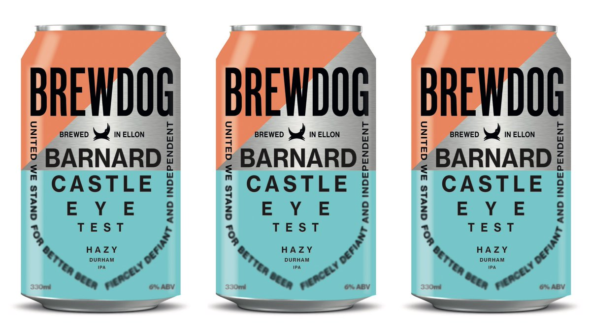 The people have spoken. So, we decided to actually do it. Our limited edition beer is available now for pre-sale; bit.ly/36wWTHE All proceeds will go to funding our production of free sanitiser for the NHS & Health care charities.