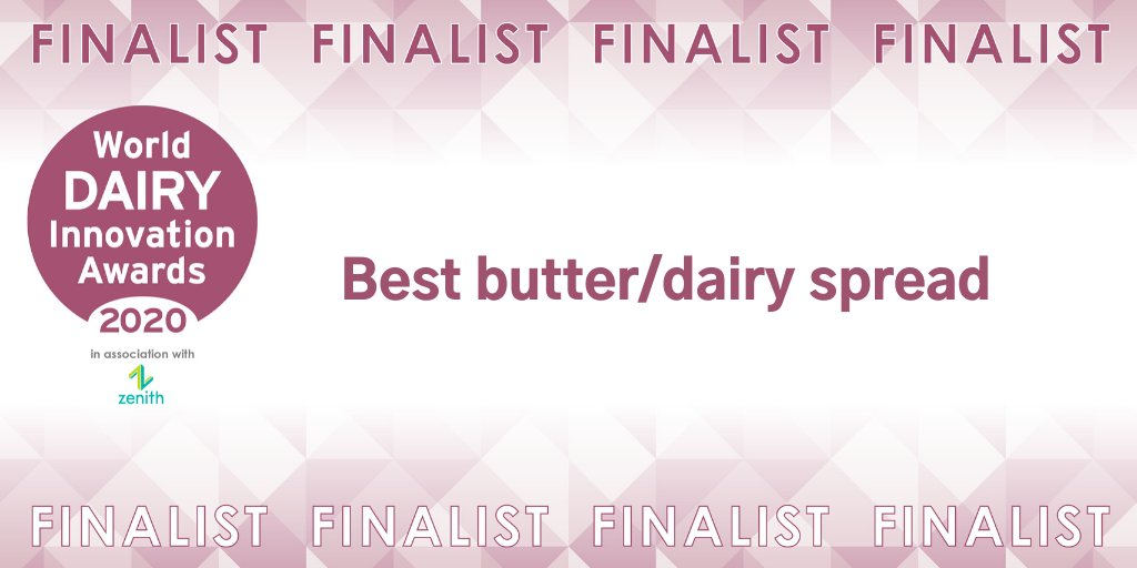 Congratulations to @lewisrdcreamery, @sublimebutter, Heilongjiang Yeeper Dairy Group and @AldiUSA! #WDIA20 #DairyAwards https://t.co/SOw5OLzORN