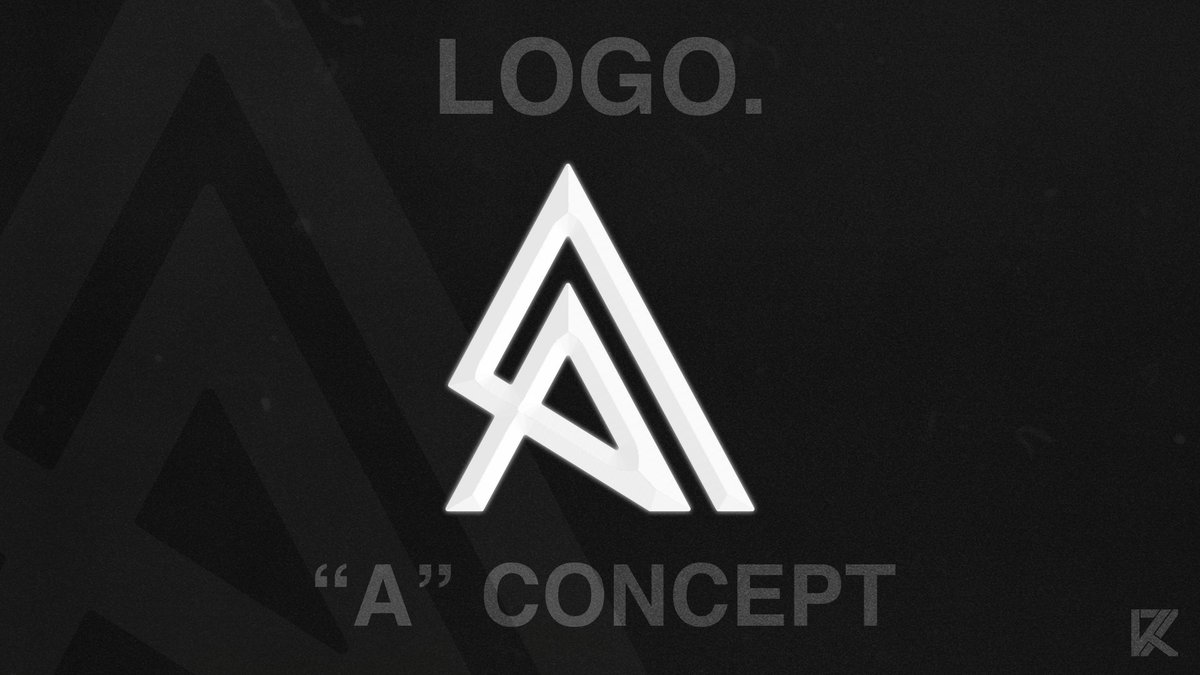 "Logo concept ""A"" Rt & Fav #LogoDesign #GraphicDesign #graphiste #logotype  #Logopic.twitter.com/pbthtZmxb1"