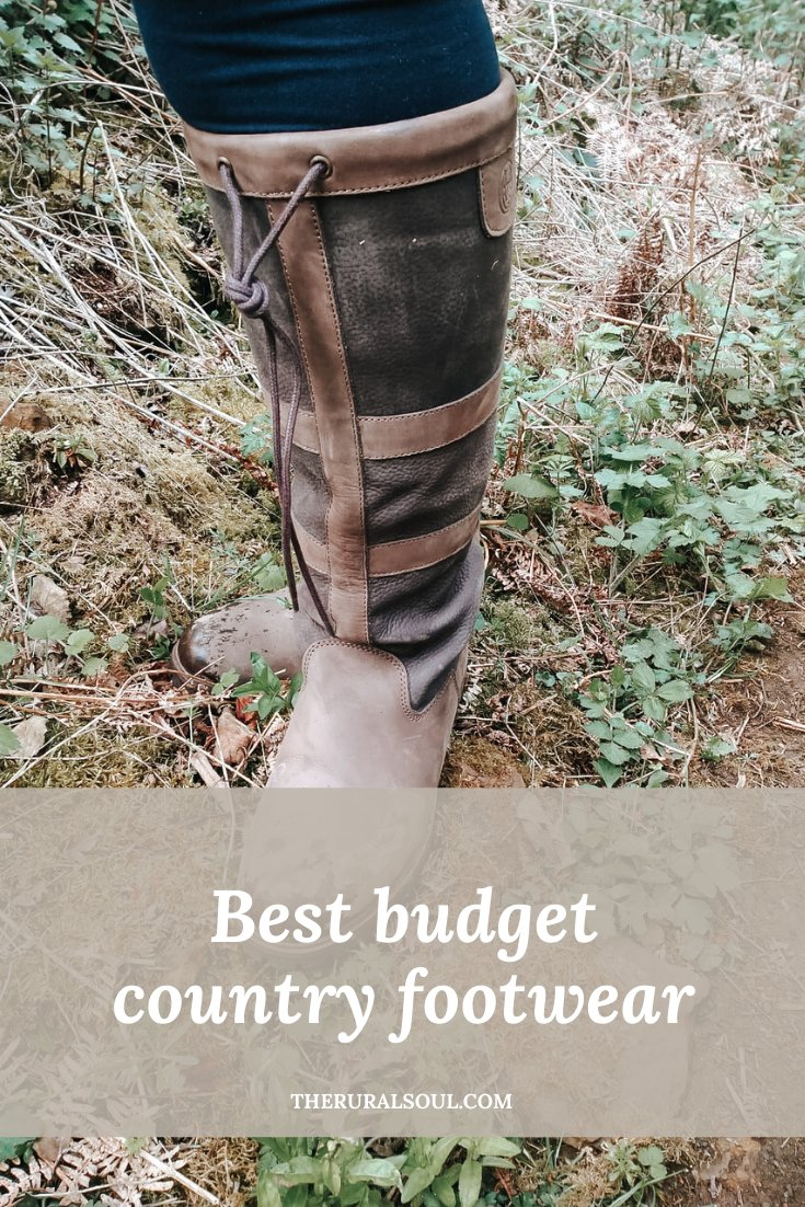 Tullymore ||| Boots review  I love these boots! They are great quality and don't break the bank!  https://theruralsoul.com/tullymore-iii-boots-review/… #countryliving #countryfashion pic.twitter.com/dkVFPSxdqE